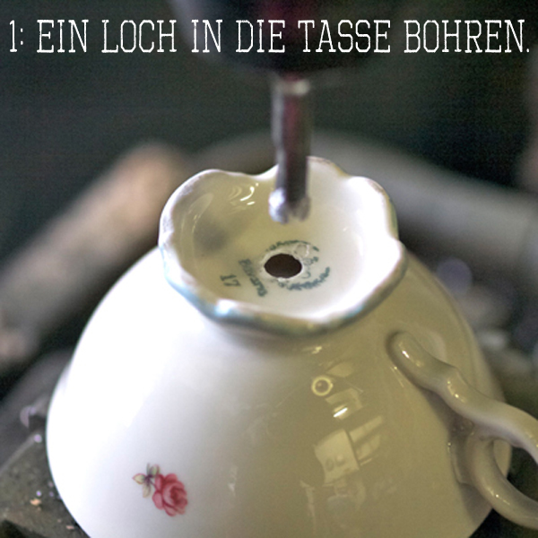 1-loch bohren
