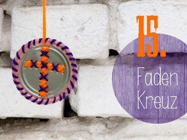 15.Fadenkreuz