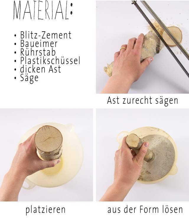 Anleitung Steinpilze