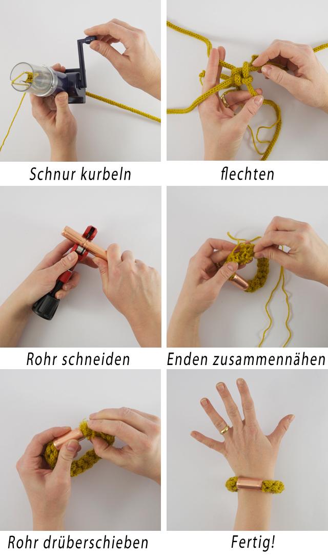 Anleitung_Strickliesel_Armband_mit_Kupferrohr