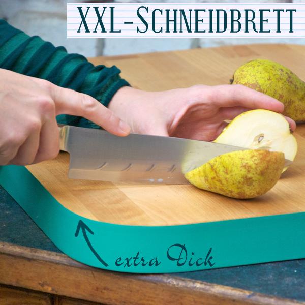 XXL-Schneidbrett