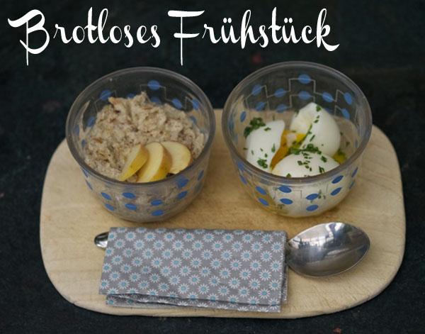 Brotloses Frühstück