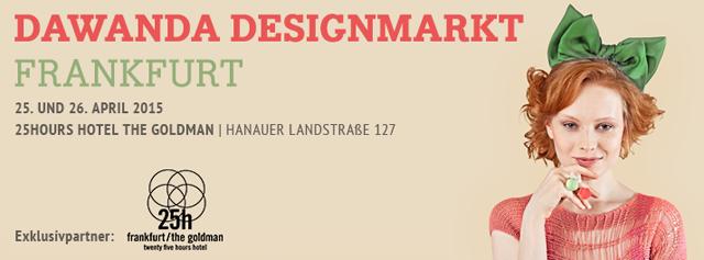 DaWanda Designmarkt Frankfurt