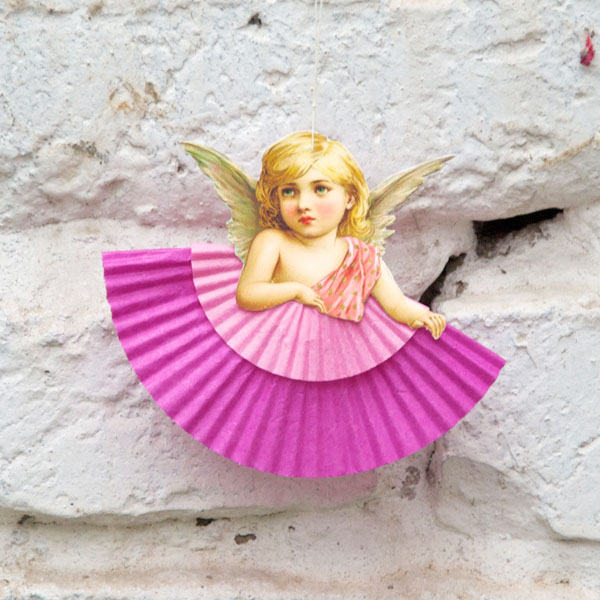 Engel rosa