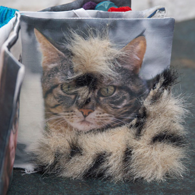 Fühlbuch Katze