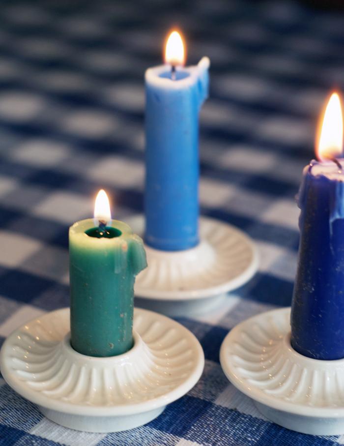 dänische Kerzenstaender