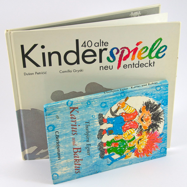 Kinder Buecher