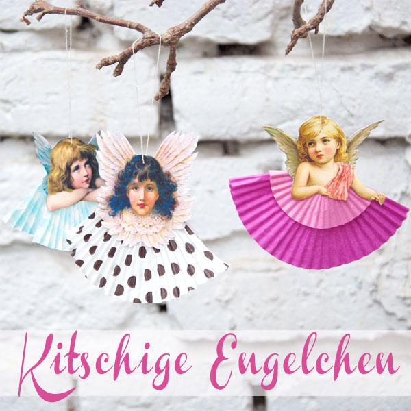 Kitschige Engelchen