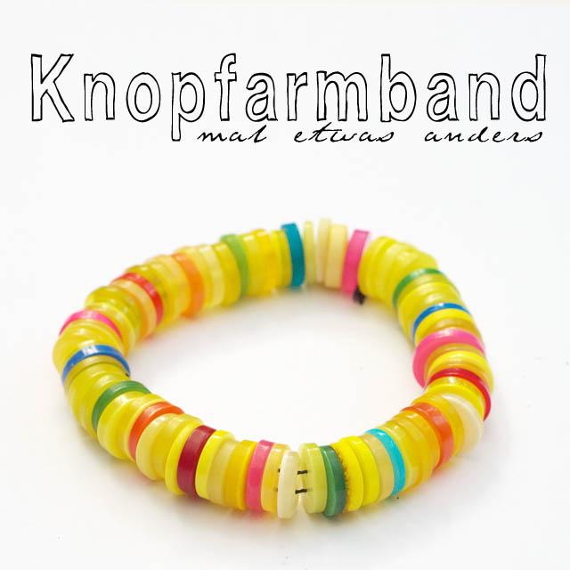 Knopfarmband