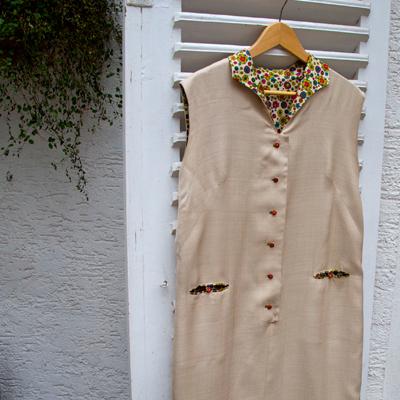 Retro-Kleid