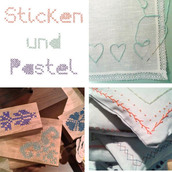 Sticken&Pastel