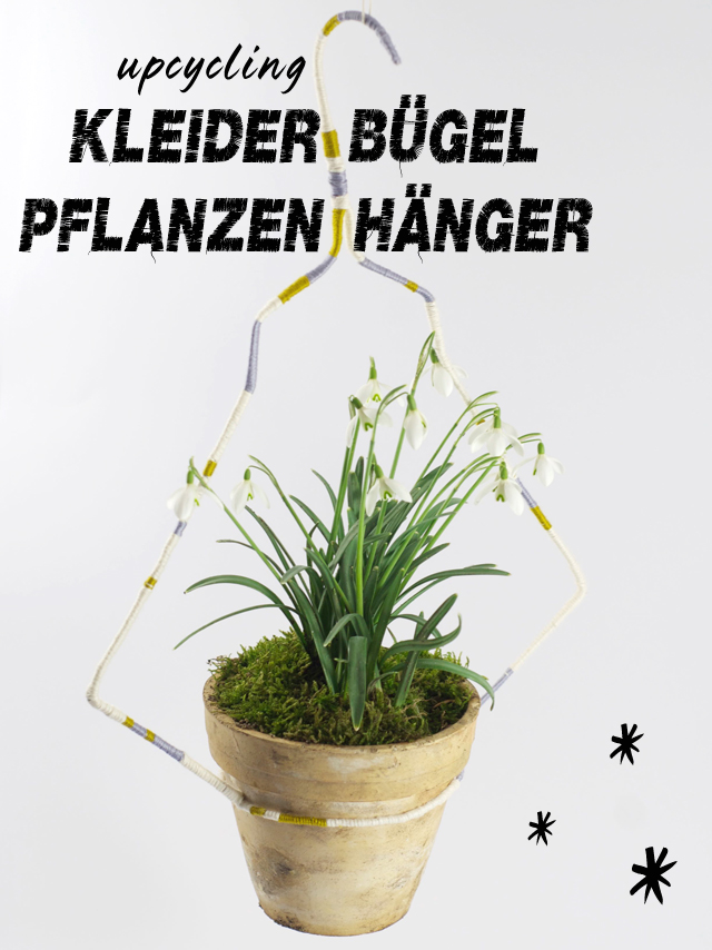 Upcycling_Kleiderbuegel_Pflanzenhaenger