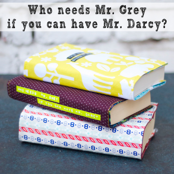 Mr. Grey VS. Mr. Darcy