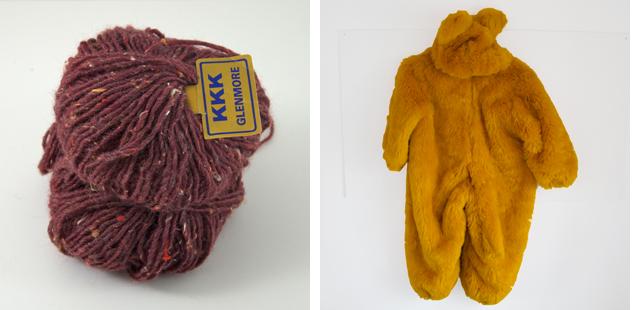 Wolle - Kostüm