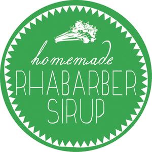 rhabarber-sirup-Etikett
