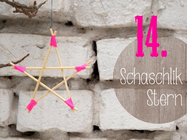 DIY-Weihnachtsbaumschmuck Adventskalender | Tag 14