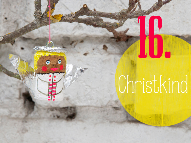 DIY-Weihnachtsbaumschmuck Adventskalender | Tag 16