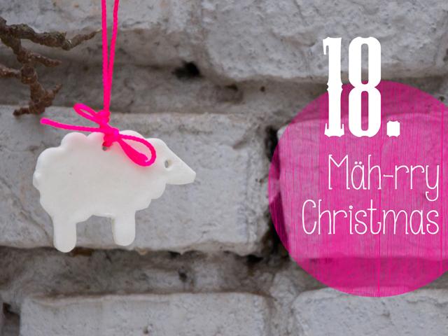 DIY-Weihnachtsbaumschmuck Adventskalender | Tag 18