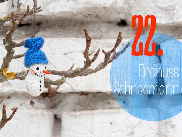 DIY-Weihnachtsbaumschmuck Adventskalender | Tag 22