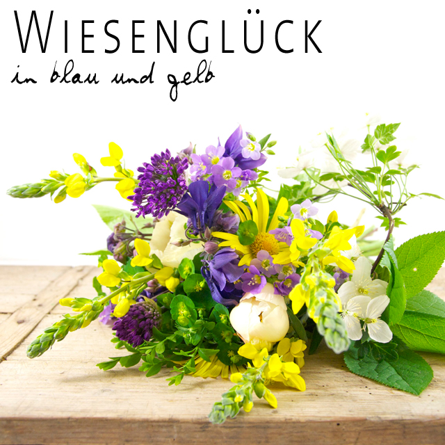 Friday Flowers – Wiesenglück