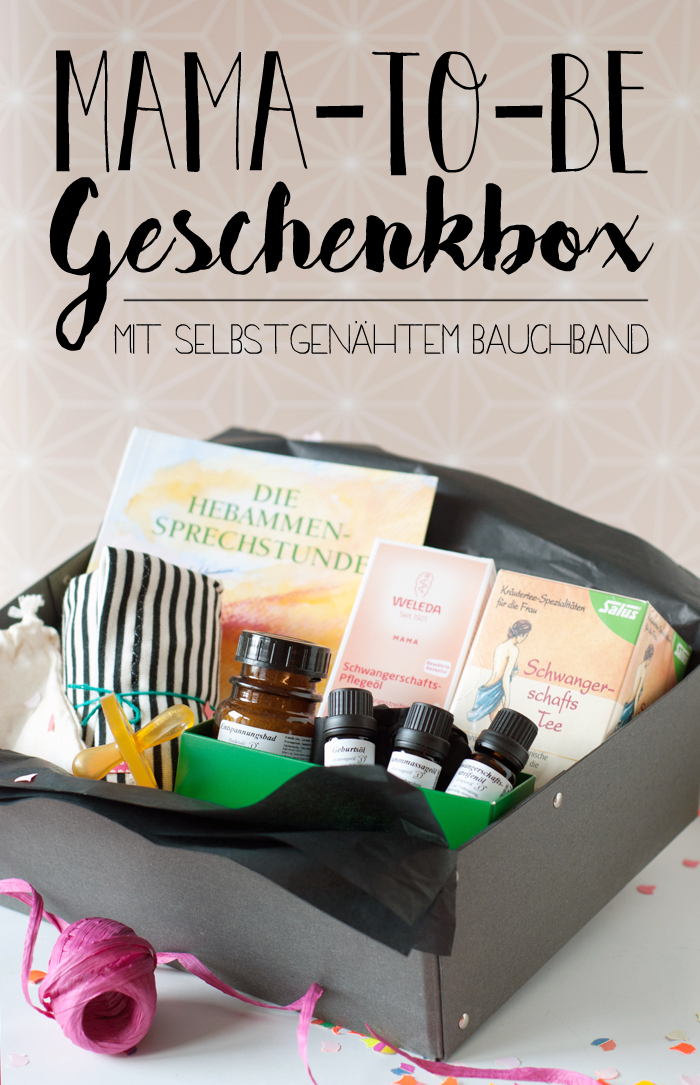 mama to be geschenk und diy bauchband. Black Bedroom Furniture Sets. Home Design Ideas