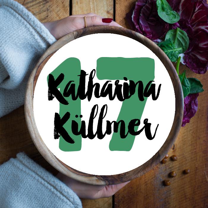 """Ich habe Katharina Küllmer zu Gast, sie hat dir ihr Buch """"Aromenfeuerwerk - meine kreative Landküche"""" mitgebracht!Und ein Rezept für Haselnuss-Süßkartoffel-Kuchen."""