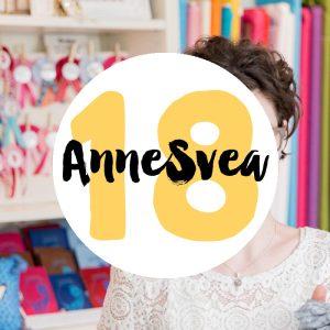Türchen No. 18: Heute hat AnneSvea mit ihrem gleichnamigen Label gleich sechs Gewinne versteckt. Tolle Motto-Poster - das perfekte Weihnachtsgeschenk!