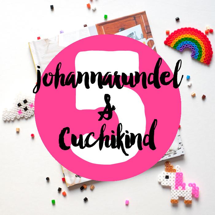 Fünf : johannarundel meets Cuchikind und jede Menge Bügelperlen