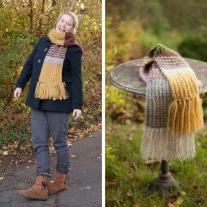 Die Schal-fürs-Leben Aktion 2017 von brigitte und savethechildren