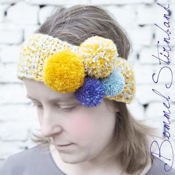 Ratzfatz Bommel-Haarband als Last-Minute-Geschenk für liebe Freundinnen