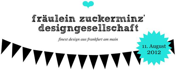 Fräulein Zuckerminz' Designgesellschaft
