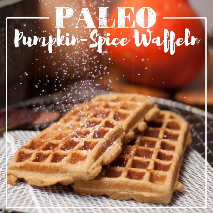 Typisch Herbst... den ganzen Tag dunkel, Regen und alle erkältet. Da hilft nur ein richtiges Wohlfühlprogramm. Zum Beispiel mit meinen Paleo Pumpkin-Spice Waffeln und ein Mini-DIY mir Kastanien.