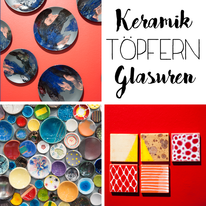 Trends von der Creativeworld Messe 2017: Keramik_töpfern_glasuren