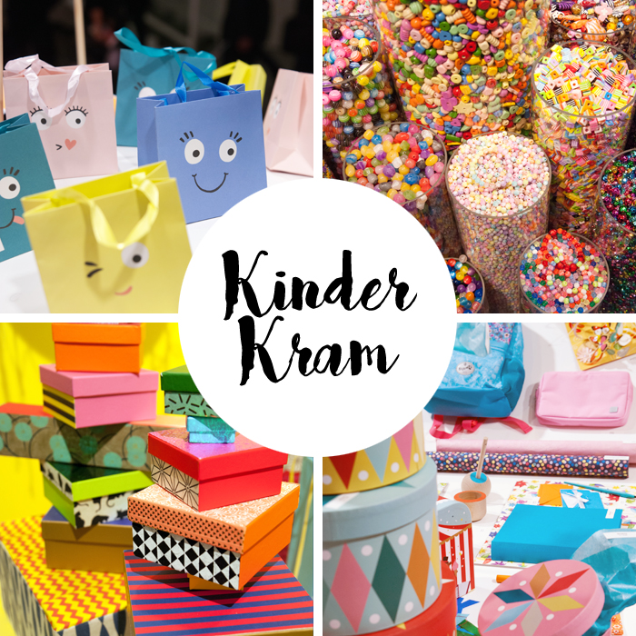 Trends von der Creativeworld Messe 2017: Kinderkram