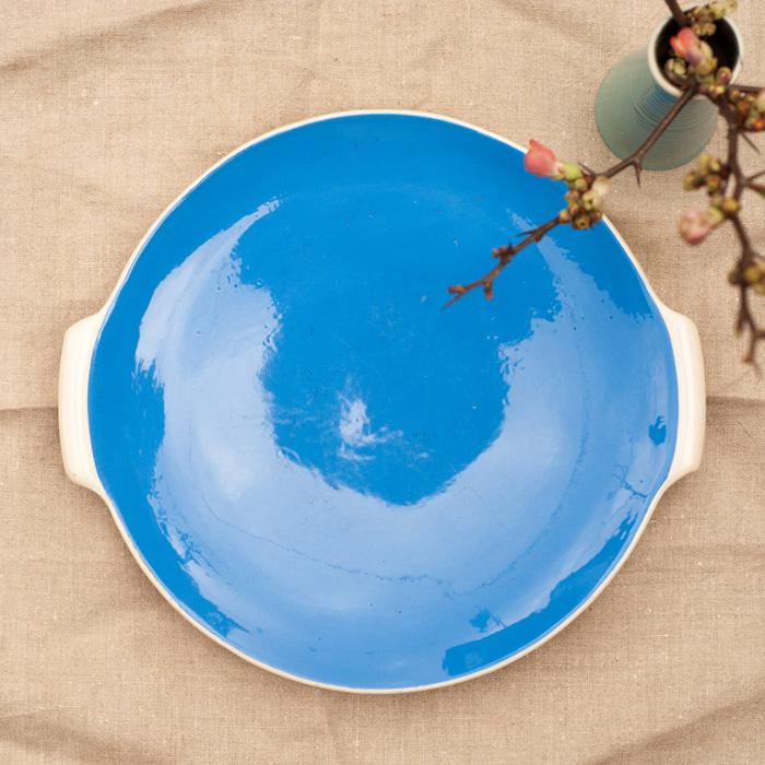 Flohmarkt Freitag - wunderbare Trödelmarkt - Funde auf johannarundel.de. Diesmal mit: einer Villeroy&Boch Kuchenplatte in himmlischem blau
