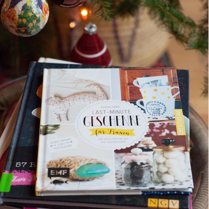 Last-Minute-Geschenke, ein Buch Giveaway und herzliche Weihnachtswünsche