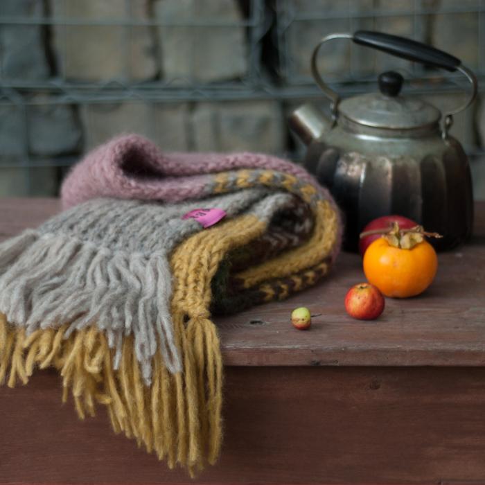 Die Schal-fürs-Leben Aktion und ein kleines Giveaway