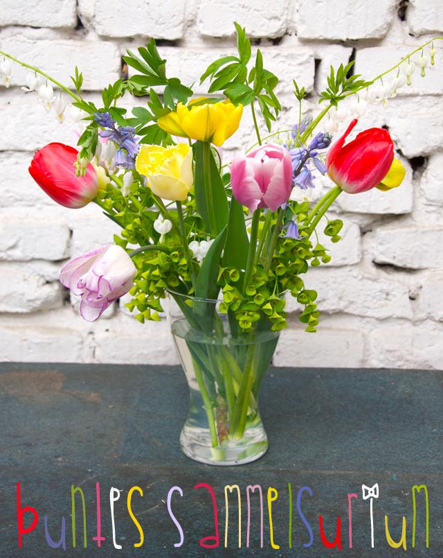"""Friday Flowers – mit einer """"Notlösung"""""""