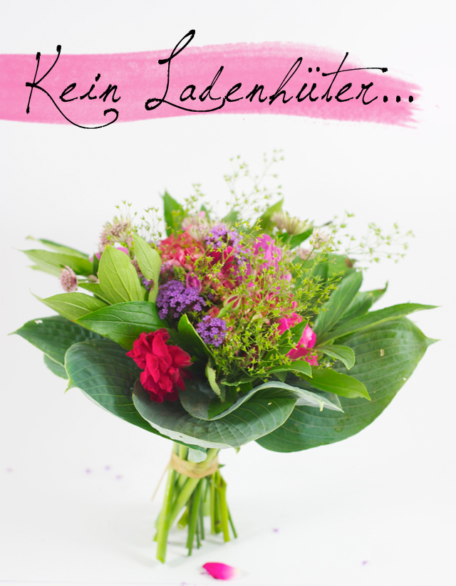 Friday Flowers | Kein Ladenhüter