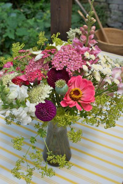 Blumenstrauss der Woche