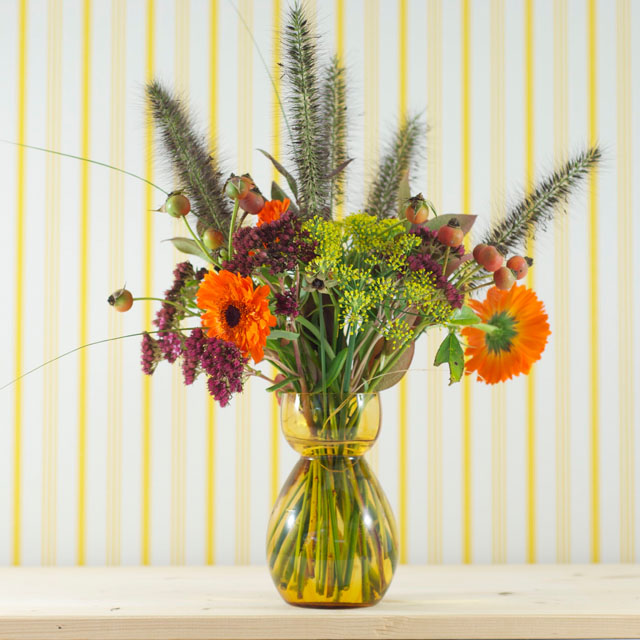 Friday Flowers | Der Herbst ist da!