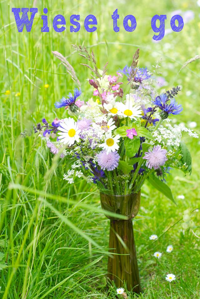 Friday Flowers : Wiese zum Mitnehmen