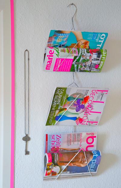 Ratzfatz Zeitschriftenhalter