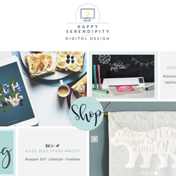 happy serendipity design shop