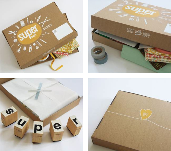 Do-It-Yourself-Boxen zum Bestellen