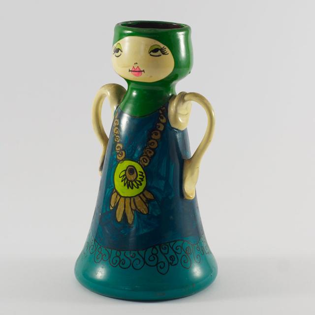 Flohmarktfunde #7 – Mit einer verrückten Vase